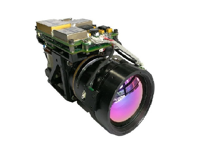 Infrared Imaging Long Range Thermal Camera LEO - MW - RM2 Detector Type